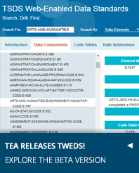 TEA Releases TWEDS, Explore the Beta Version